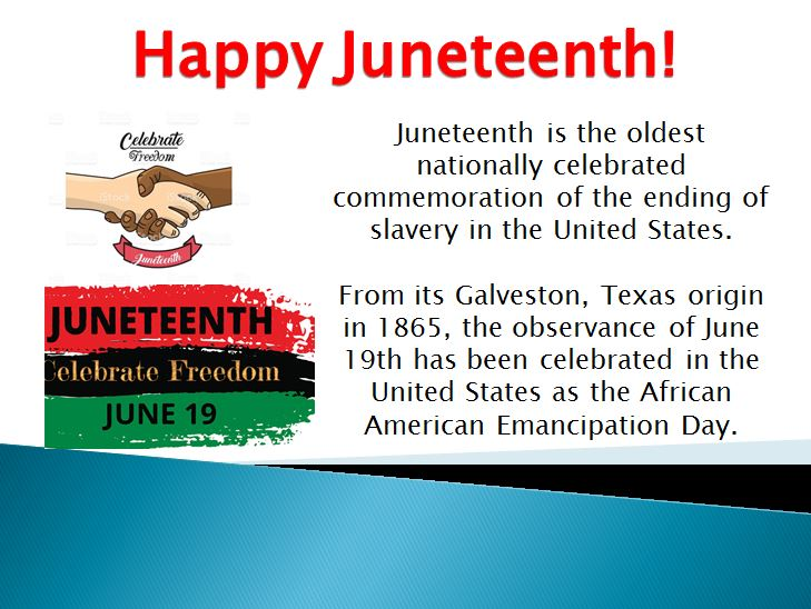 ITC Celebrates Juneteenth
